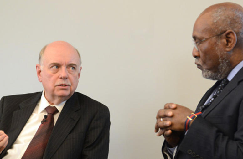 More International Engagement on DRC Needed, Former U.N. Special Rep Says at USIP