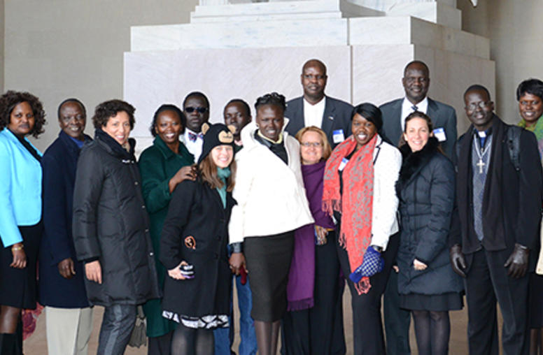South Sudanese Diaspora Leaders at USIP Consider Online Speech Concerns