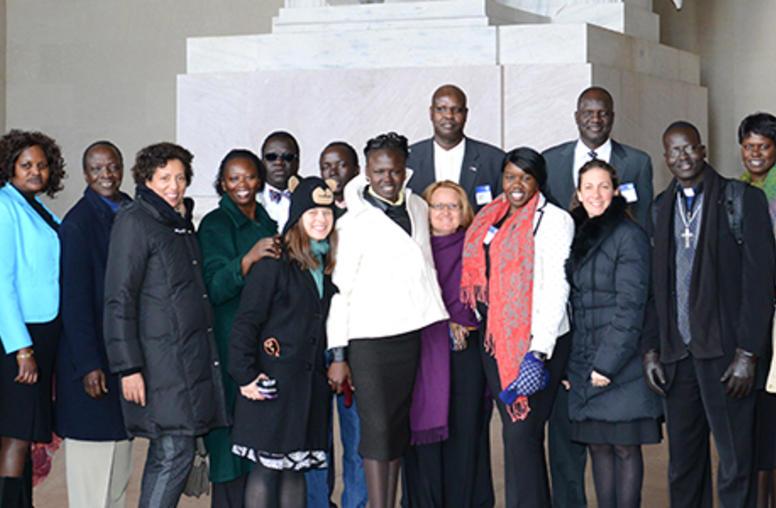 South Sudanese Diaspora Leaders at USIP Consider Online Speech Concerns