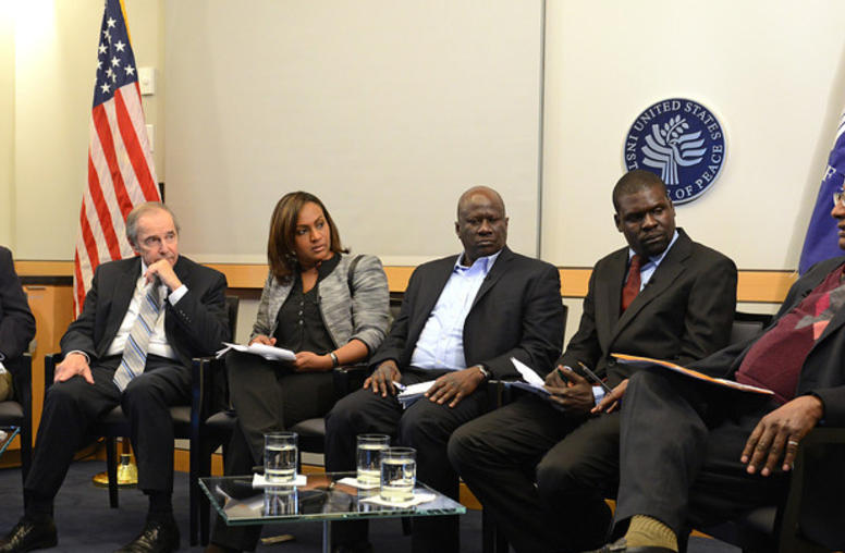 USIP Examines Sudan National Dialogue in Online Discussion