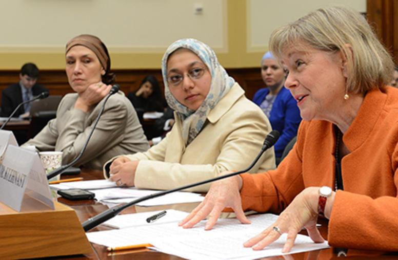 Girls' Education Advances Security, USIP's Kuehnast Tells House Foreign Affairs Panel