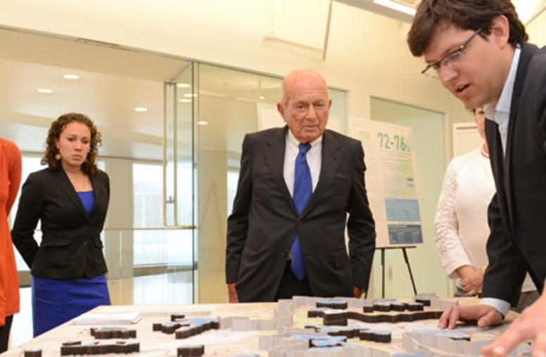 Mapping Israeli-Palestinian Peace