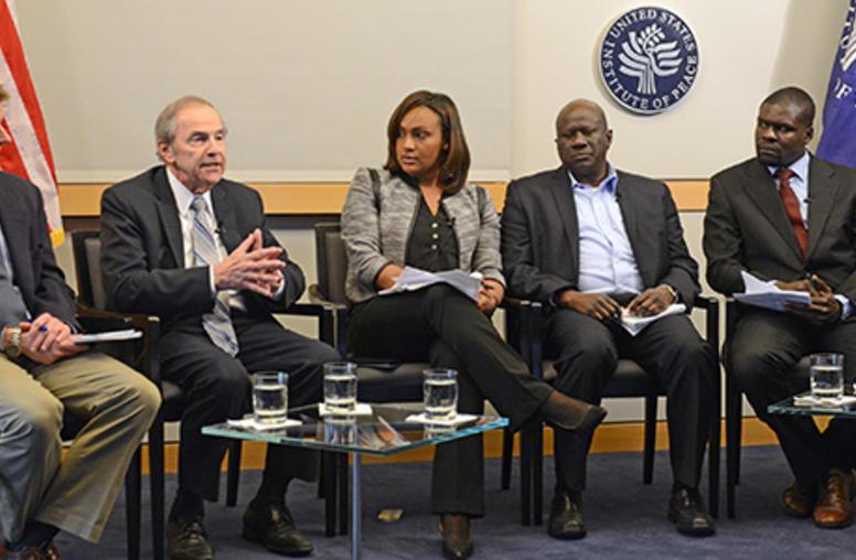 Sudan – A Conversation with Former Special Envoy Princeton Lyman