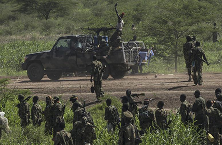 Q&A: South Sudan's Violence