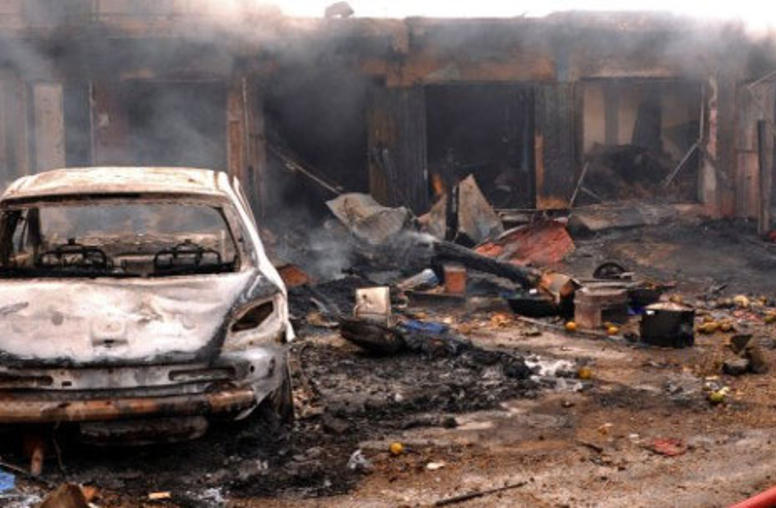 Nigeria's Double-Edged Front-Line