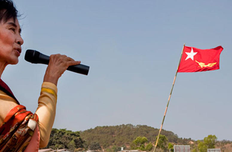 Q&A: Myanmar/Burma's 2015 Elections