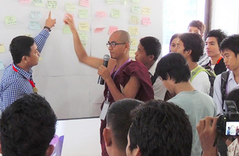 Wielding Technology to Combat Dangerous Speech in Myanmar