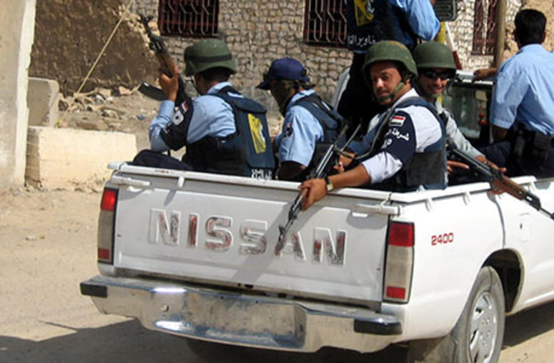 The Irregulars: Vigilante Police-Security, Iraq and Afghanistan
