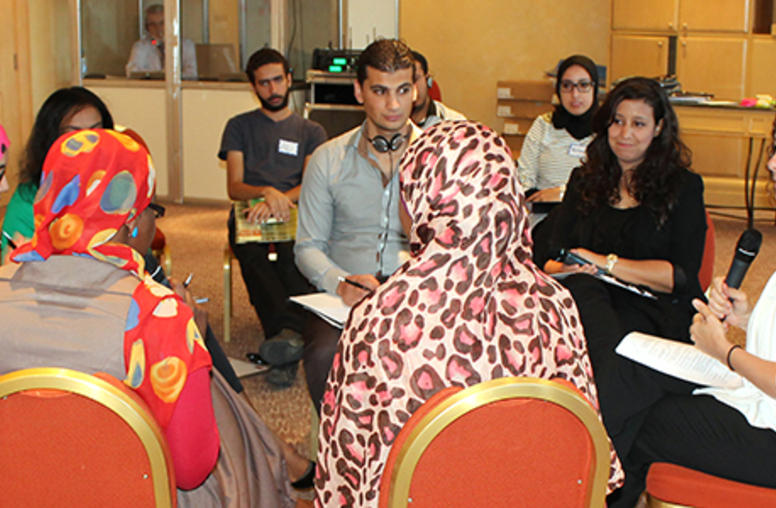 Connecting Young Activists Across the Middle East and Africa: Generation Change