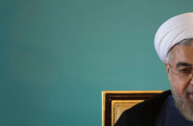 Q&A: Nuclear Deal Will Boost President Rouhani