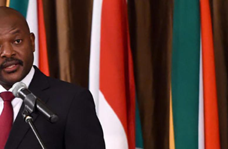 Burundi at the Brink