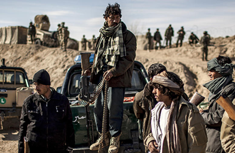 Afghanistan's Renewed Reliance on Militias Is Risky Gambit, USIP Reports Show