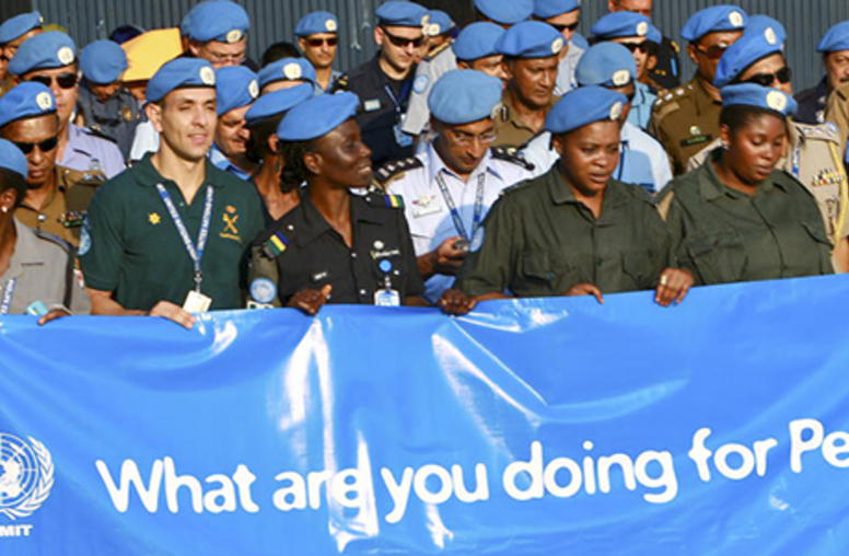 Crucial U.N. Peacekeeping Is Stretched to 'Absolute Limits'