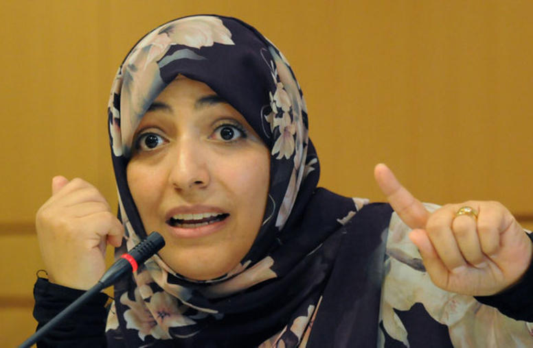 Halting Yemen's War: U.S. Must Lead, Nobel Peace Laureate Says