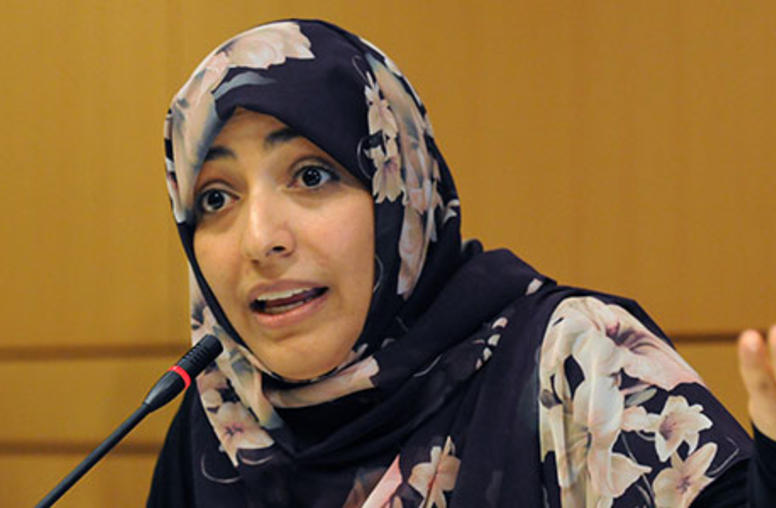 Tawakkol Karman: A Nobel Peace Prize Winner Reflects on Yemen Today
