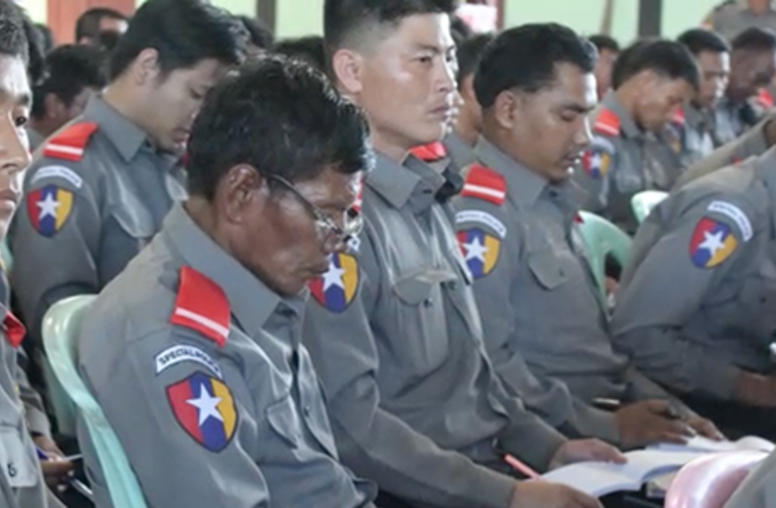 Securing Myanmar's Impending Elections