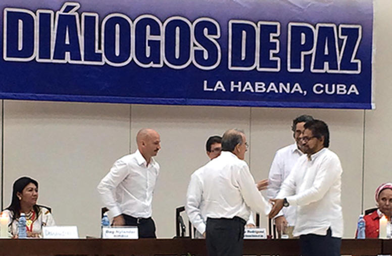 Q&A: Colombia, Guerrillas Reach Accord on Rights for Victims of War