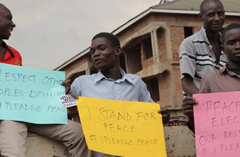 Uganda's Pre-Election Violence Spurs USIP-Trained Youth to Act