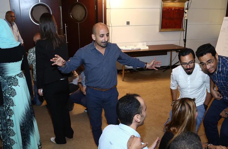 In MENA Region's Turmoil, USIP Dialogues Confront Tensions, Part 1