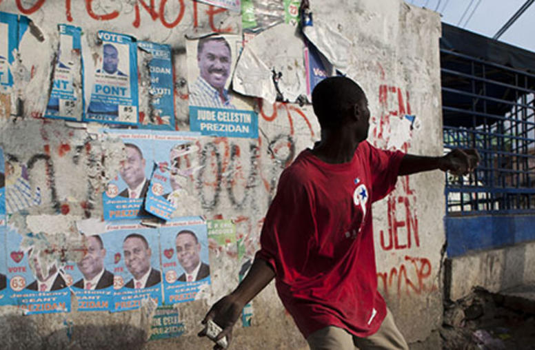 Electing Peace: What Works in Preventing Election Violence