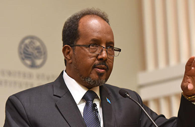 Somalia: A Talk with President Hassan Sheikh Mohamud