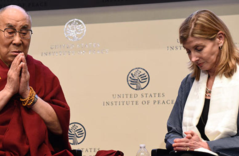 Dalai Lama Urges Greater Compassion, Role for Youth