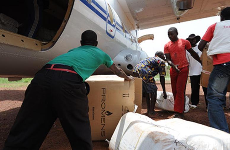 To Improve Humanitarian Aid, Go Local