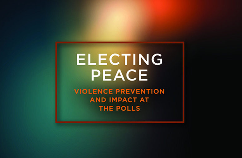 Electing Peace