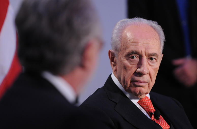 Peres, in Pursuit of Peace, Advanced Power of the People