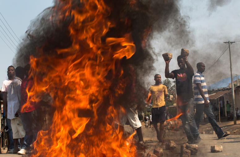 Q&A: What Works in Preventing Election Violence