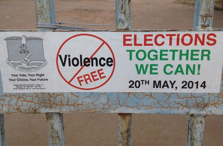 Keeping Elections Peaceful