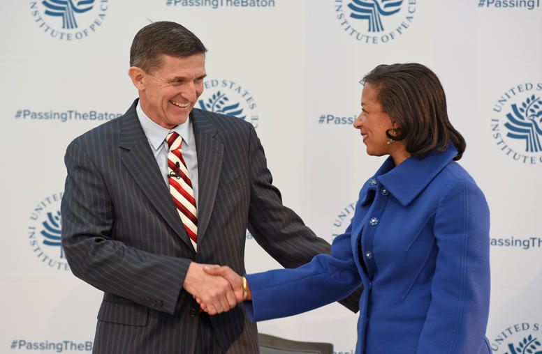 U.S. National Security Chiefs Talk Leadership, Partners