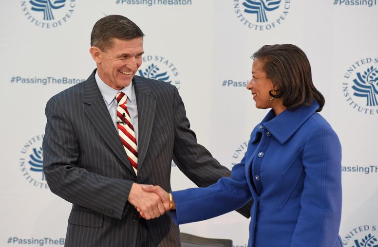 U.S. National Security Chiefs Talk Leadership, Partners