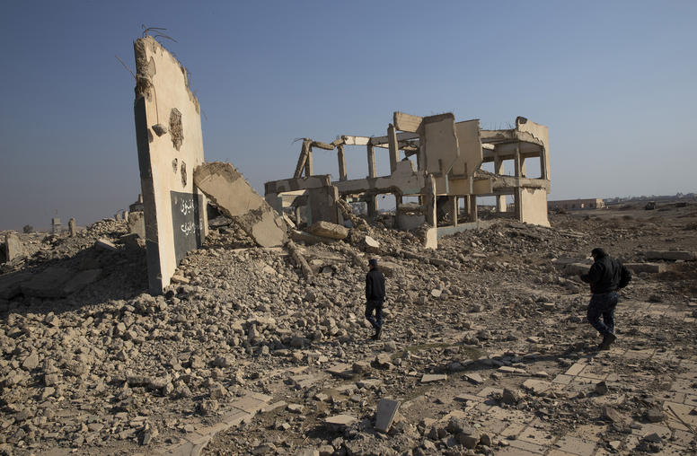 As Global Violence Expands, How Can Aid Adapt?