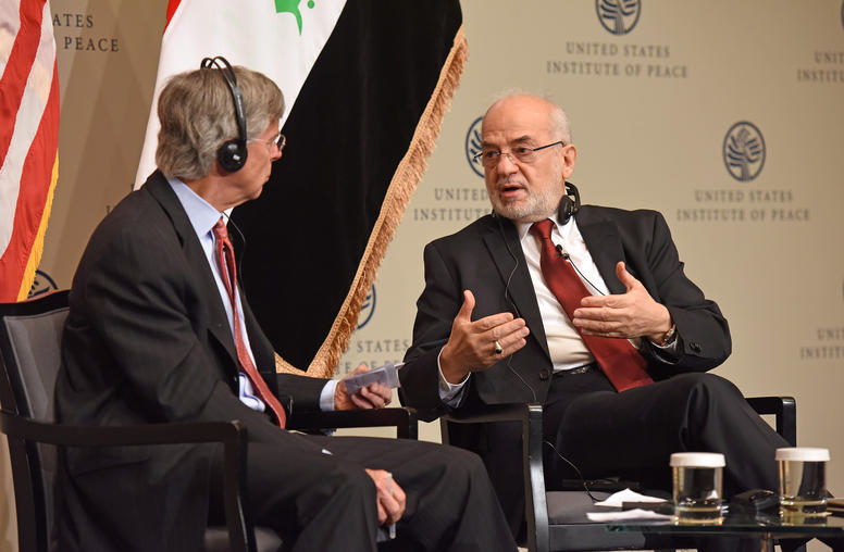Iraqi Foreign Minister on Aid, ISIS and Reconciliation