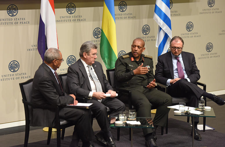 Implementing the 'Kigali Principles' for Peacekeeping