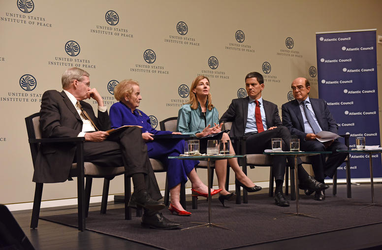 Middle East Strategy Task Force: Beyond Refugees