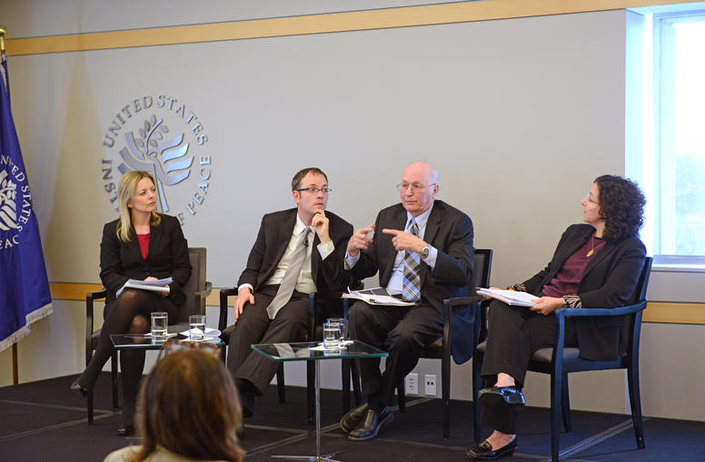 Israeli-Palestinian Diplomacy: Learning from 2013-2014 & Looking Ahead Post-Israeli Elections