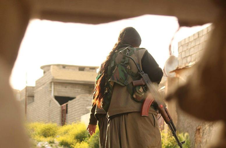 When Women in War Aren't Victims: A Security Blindspot