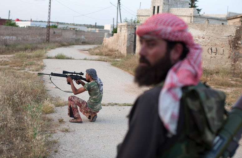 Looking Beyond Prison When ISIS Fighters Go Home