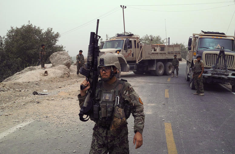 Afghan Retreat From Sangin Shows Need for Political Deal