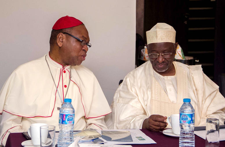Top Civic Leaders Aid Nigerian Fight to Curb Extremism