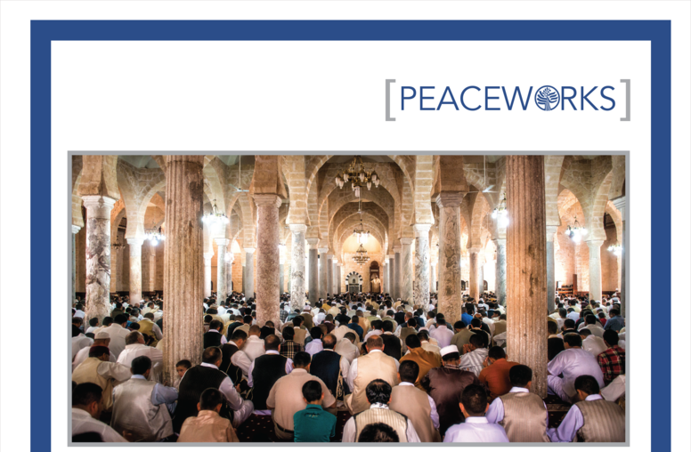 Libya's Religious Sector and Peacebuilding Efforts