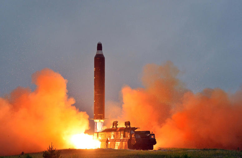 United States, North Korea Stuck in Dangerous Zero-Sum Game