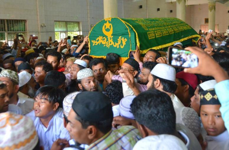 Killing of Suu Kyi Advisor Reflects Burma's Divides