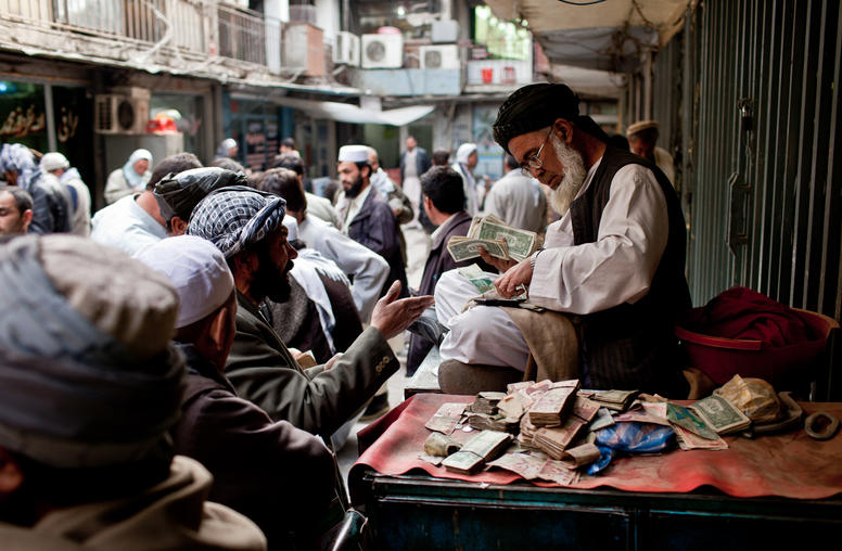 Kabul and the Challenge of Dwindling Foreign Aid