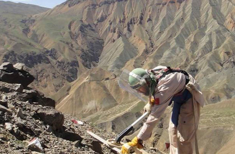Demining War Zones: Opening Space for Building Peace