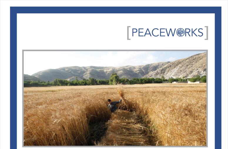 Community-Based Development in Rural Afghanistan
