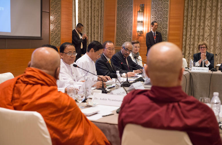 Q&A: What's Next for Burma's National Dialogue