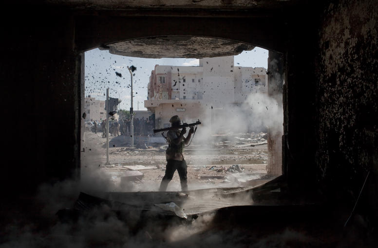 Libya's Civil War: Brewing Terrorism in Europe